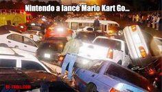 Mario Kart Go ? - Be-troll - vidéos humour, actualité insolite