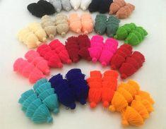 Handmade Jewelry Tassels Customized Colors Assorted Tassel