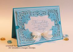 Quietfire Creations: Your friendship means so much