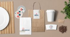 There are a lot of things that feel quintessentially New York City—grabbing  a dirty water dog from a street vendor or watching talented performers play  music on the subway platforms. But nothing is better than grabbing a quick  breakfast at a corner deli, which you'll find on practically every block.  Taking this delicatessen inspiration,Treceveintedesigned the branding and  packaging for 2 Be Deli in an attempt to bring a bit of NYC to Mexico.