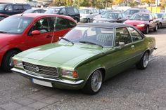 1971 - Opel Rekord D 1900