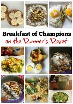 What I Learned About Nutrition on the Runner's Reset. I started this reset program for runners thinking I would learn some new easy dinner recipes, as well as how to properly fuel and recover from running using food. What I took away from the reset Nutrition Education, Nutrition Month, Vegan Nutrition, Nutrition Plans, Nutrition Tips, Health And Nutrition, Nutrition Tracker, Nutrition Classes