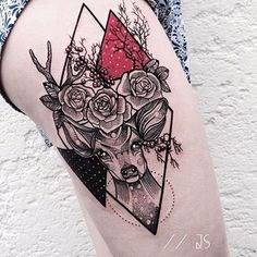 Artist: @jessicasvartvit __________ #inkstinct_tattoo_app #watercolortattoo #watercolor #instatattoo #tattooer #tattoo #tattooartist #tattoos #tattoocollection #tattooed #tattoomagazine #supportgoodtattooing #tattooer #tattooartwork #tatuaje #tattrx #inkedmag #equilattera #tattooaddicts #tattoolove #topclasstattooing #tattooaddicts #tattooart #superbtattoos #inked #amazingink #instagood #tatuaggio #tattoooftheday
