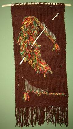 tapiz a telar