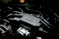 Toyota 86 Engine Pictures