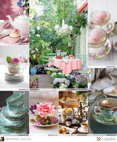 Tea Time from French Essence