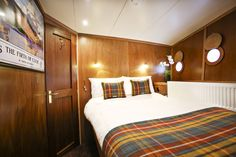 Double Ensuite Cabin | Argyll Cruising
