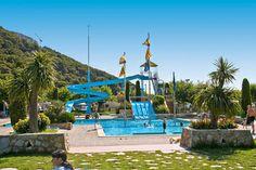 Kindvriendelijke vakantie in Spanje - Camping Castell Montgri (Happy Camp) - L'Estartit