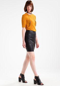 bad75bb5e Las 50 mejores imágenes de Faldas para mujer :: Falda de cuero ...