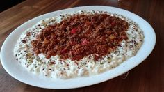 Ali Paşa Pilav - Ali Paşa Reis - Emi´s Food Blog Kebab, Snacks, Tiramisu, Pasta, Ethnic Recipes, Ali, Burger, Dips, Finger Food