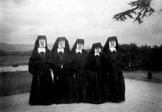 Irish nuns as teachers