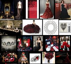 A Gothic wedding tends to embrace the darker side of human nature, lingering on the forbidden and mysterious. Though often associated with ancient symbols or the colors black and red, a Gothic wedd...