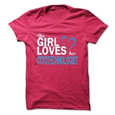 This girl loves her CYTOTECHNOLOGIST T-Shirts, Hoodies (23$ ==► Order Here!)
