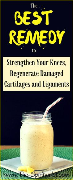 What to do to strengthen knees cartilage and ligaments