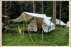 Wall tent - by Four Seasons Tentmasters