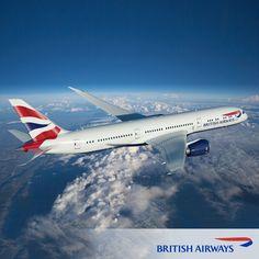 British Airways Boeing B787-900 airline issued