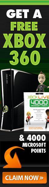 Free Coupons, Xbox 360, Microsoft