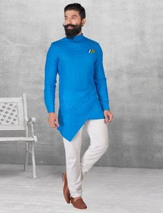 Looking for stylish designer pathani kurta pajama online? Sachin's have an extensive range of pathani kurta pajama for men. We Deliver all our clothing across India and the USA. Nigerian Men Fashion, Indian Men Fashion, Mens Fashion Suits, Mens Suits, Wedding Dresses Men Indian, Wedding Dress Men, Wedding Wear, Jubbah Men, Pathani Kurta