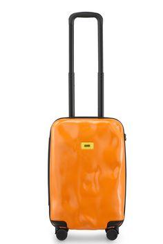 Crash Baggage Pumpkin Orange 4 wheels