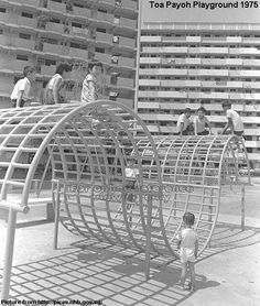 Our Favourite Playgrounds of Yesteryears | Remember Singapore