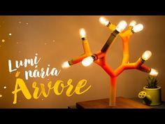 DIY – LUMINÁRIA ÁRVORE de Cano (PVC Tree Lamp) - YouTube