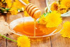 Aranyló, sűrű pitypangméz: itt az ideje, hogy megkóstold Honey, Food, Home, Fatty Liver, Get Skinny, Home Remedies, Health, Essen, Meals