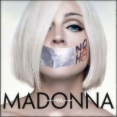 Madonna NOH8 [queer, lesbian, gay, bisexual, transgender, LGBT]