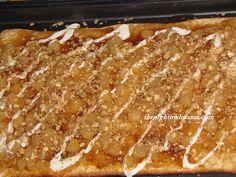 Cinnamon Apple Pizza with a Pillsbury Artisan Pizza Crust #MyblogSpark