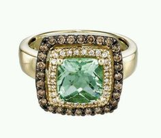 Le Vian Available In late August at Oak Valley Jewelers.