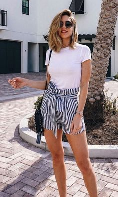 56 Chic and Easy Summer Outfit Ideas - Page 3 of 5 - Stylish Bunny