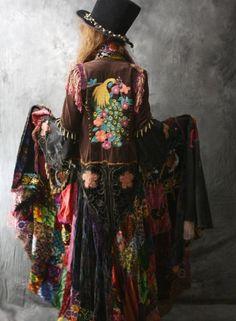 gypsy coat (junkroom gypsy)