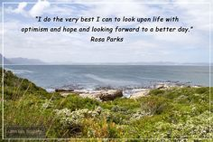 Photo by Coreen Kuhn Photography Quote by Rosa Parks