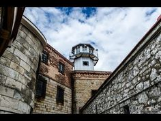Haunted Prison ; Eastern State Penitentiary - Part Three - Philadelphia ...