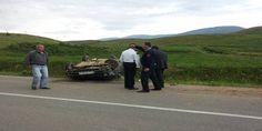 Aksident me pasoja dy të plagosur në aksin rrugor Korçë–Pogradec
