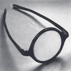 Glasses for narrow minded people....