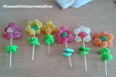 Ideas y más ideas para mesas dulces: recetas, decoración y manualidades para montarlas