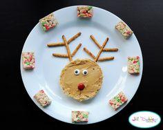 Déco d'assiette de saison :) http://jefouinetufouines.fr/2012/08/01/les-recettes-rigolotes-de-jill/