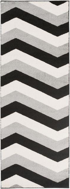 Horizon Charcoal Area Rug