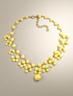 Talbots - Bead-Drop Necklace | Jewelry |