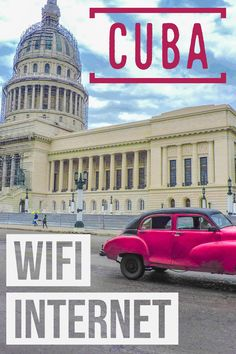 Stay connected - WiFi and Internet in Cuba