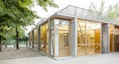 The Covered Garden / Laboratorio Permanente