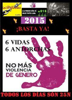 Ia@sflautas de Castellón una vez más gritamos NO A LA VIOLENCIA MACHISTA BASTA YA DE ASESINATOS DE MUJERES POR SUS EX