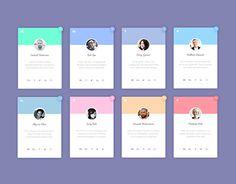App Ui Design, Mobile App Design, Brochure Design, Page Design, Web Design, Tea Website, Profile Website, Card Ui, Ui Design Inspiration