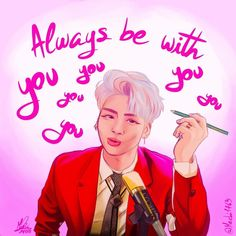 So yeah guys this is a fanart of Jonghyun's last MV he wished to make and this is not my fanart credit to owner