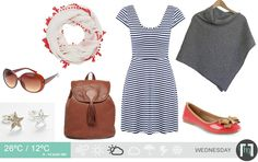 The daily forecast for December Daily Weather, Fashion Forecasting, Cape Town, December, My Style