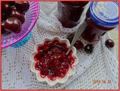 Dżem wiśniowy z pektyną Raspberry, Fruit, Food, Essen, Meals, Raspberries, Yemek, Eten
