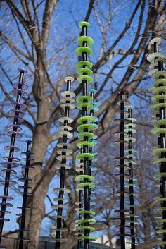 BlizzArt, an Outdoor Gallery / BlizzArt : galerie d'art en plein air (2012) - Glass Grove 3 / Bosquet de verre 3 by Canada's Capital