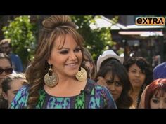 At The Grove! With Singer Jenni Rivera