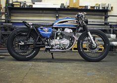 HardSun Motorcycles: Honda CB 750 Four