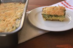 Quinoa Egg Bake: Bake up this quinoa egg casserole on Sunday night and cut a slice the following morning for a gluten-free breakfast. In addition to plenty of protein and fiber, you'll up your iron and calcium intake while enjoying this recipe.